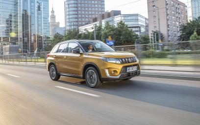 Suzuki z największą dynamikę sprzedaży spośród wszystkich marek