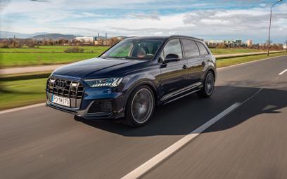 Nowe Audi Q7: SUV kompletny