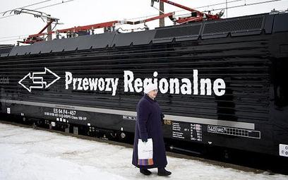 Pociągi Przewozów Regionalnych nie znikną z Kujawsko - Pomorskiego