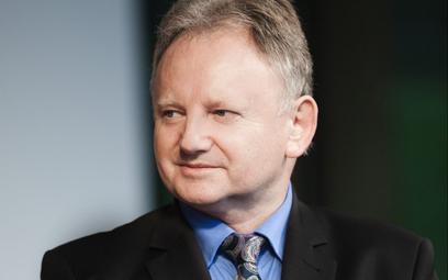 Jan Golba, burmistrz Muszyny