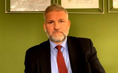 Wojciech Konieczny, senator Lewicy