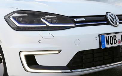 Volkswagen przedłuża produkcję elektrycznego Golfa