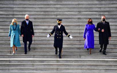 Moda na inauguracji: od rękawic Sandersa do Rolexa Bidena