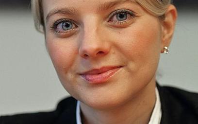 Joanna Czajkowska, aplikant adwokacki,.Dział Nieruchomości oraz German Desk w Kancelarii GESSEL