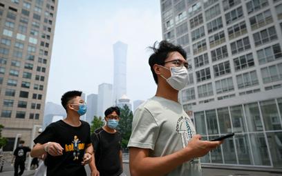 Ostra przecena w Chinach przez konflikt z USA