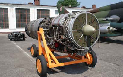 silników turboodrzutowych AŁ-21F3 stanowiących napęd samolotów myśliwsko-bombowych Su-22 M4K i szkol