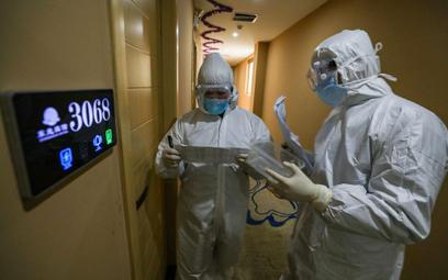 Chiny: Poprawa u pacjentów z koronawirusem po lekach na HIV
