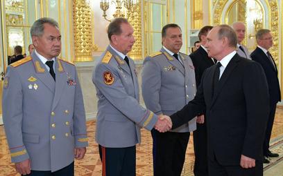 Putin: Będziemy mieć broń, która nie ma sobie równej w świecie