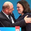 Martin Schulz i Andrea Nahles