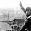Benito Mussolini (1883–1945), premier Królestwa Włoch (1922–1943), dyktator Włoskiej Republiki Socja