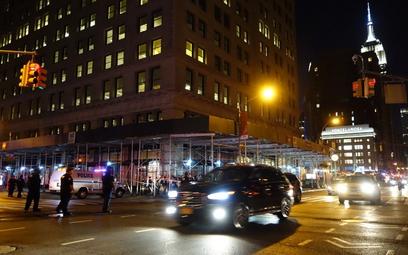 USA: Silna eksplozja na Manhattanie w Nowym Jorku. Są ranni