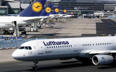 Lufthansa chce kupić sedno Alitalii