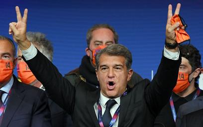 FC Barcelona ma nowego prezesa
