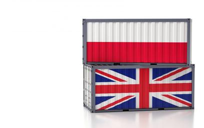 Wywóz towarów z Polski do Wielkiej Brytanii po brexicie