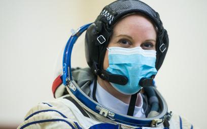 Astronautka NASA zagłosuje w wyborach ze stacji kosmicznej