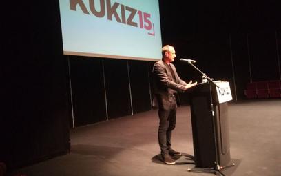 Paweł Kukiz: W Warszawie moja sympatia nie jest nakierowana na naszego kandydata