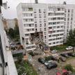 Wybuch poważnie uszkodził budynek