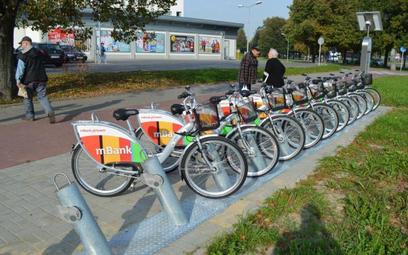 W ramach rozbudowy Lubelskiego Roweru Miejskiego powstanie 40 nowych stacji z 420 jednośladami