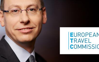 Robert Andrzejczyk wiceprezesem Europejskiej Komisji Podróży na drugą kadencję