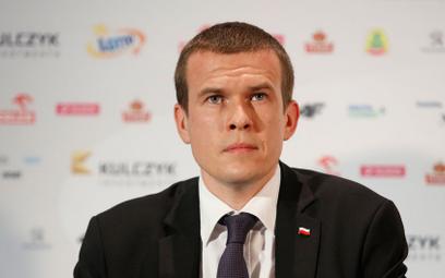 Szef WADA Witold Bańka