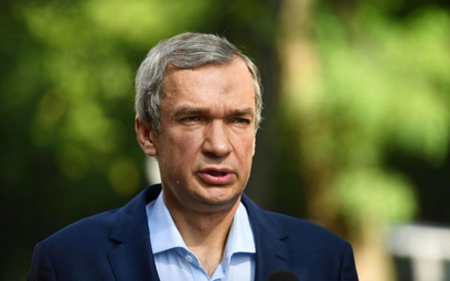 """Białoruski opozycjonista o """"ataku na ministra Dworczyka"""""""