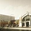 Hala Koszyki, projekt zarządzany przez Giffin Real Estate, o powierzchni 21 tys. mkw., ma być gotowa