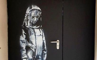 Fot: Banksy News/ Facebook