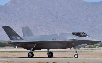 Pierwszy F-35A został formalnie dostarczony Republice Korei w 2018 r. Fot./USAF lub Lockheed Martin.