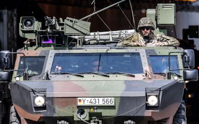 Michał Kuź: Armia Mitteleuropejska