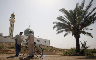 Meczet w Iraku.