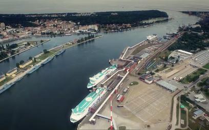 Port w Szczecinie ma pieniądze na pogłębienie kanału Dębickiego