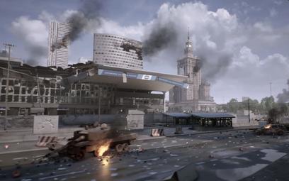 Kadr z gry World War 3 gliwickiego studia The Farm 51