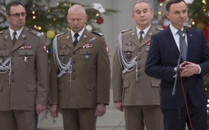 Gry wojenne - roszady generałów
