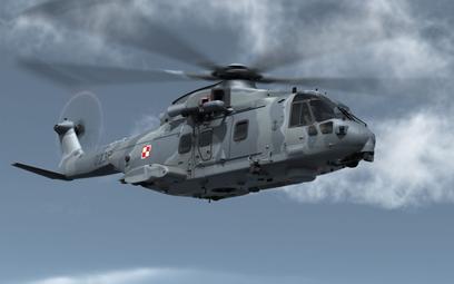 AW101 dla Marynarki Wojennej. Fot./materiały prasowe