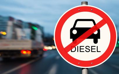 Diesel leci w dół, ale jeszcze nie umiera
