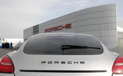 Porsche chce zaprojektować latający samochód
