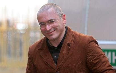 Były szef Jukosu Michaił Chodorkowski
