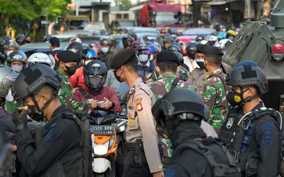 Indonezja: Co drugi mieszkaniec stolicy zakaził sie koronawirusem
