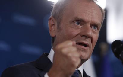 """""""To właśnie media wymusiły na Donaldzie Tusku ukaranie posłów Platformy"""""""
