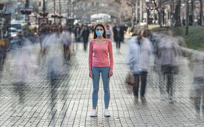 Koronawirus: by odsłonić twarz, potrzebne ma być zaświadczenie