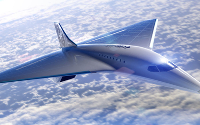 Tak wygląda następca Concorde'a. Będzie dwa razy szybszy