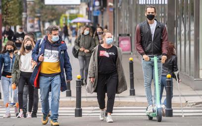Koronawirus: Jakie kary grożą za brak maseczki