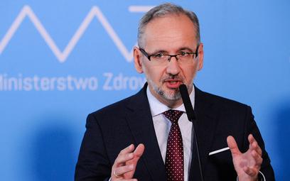 Koronawirus w Polsce. Niedzielski: Nowa tendencja - rośnie liczba zakażeń