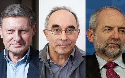 #RZECZoPOLITYCE: Balcerowicz, Smolar, Braun