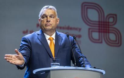 """Orban poparł Trumpa. Ostrzega przed """"moralnym imperializmem"""" Demokratów"""