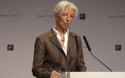 Lagarde: Europa potrzebuje nowej polityki