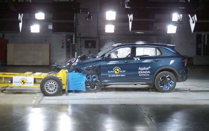 Chińskie SUV-y przeszły europejskie testy zderzeniowe