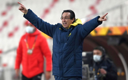Unai Emery w finale Ligi Europy poprowadzi zespół piąty raz. Z Sevillą trzy finały wygrał, tylko z A