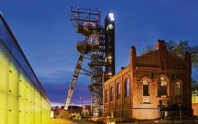 Muzeum Śląskie to część strefy kultury, która powstała na terenach po kopalni Katowice i Kleofas