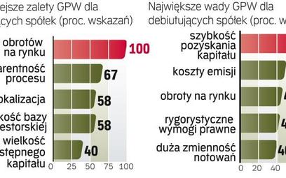 Sprzedaż akcji państwowych spółek pomagała w dotychczasowym rozwoju polskiego rynku kapitałowego.